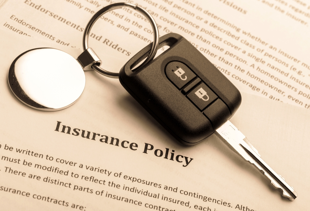 car insurance policy details