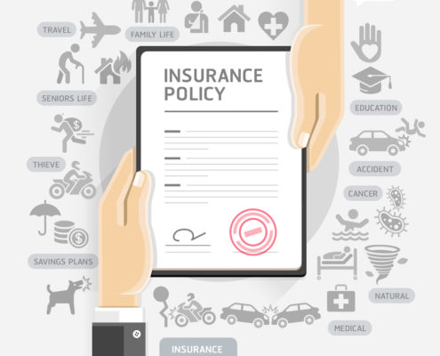 insurance policy details
