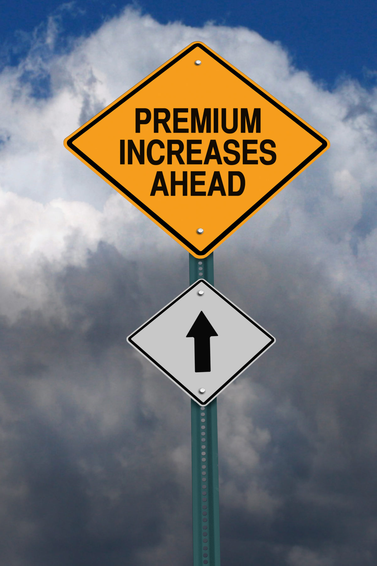 Why do insurance premiums increase every year?
