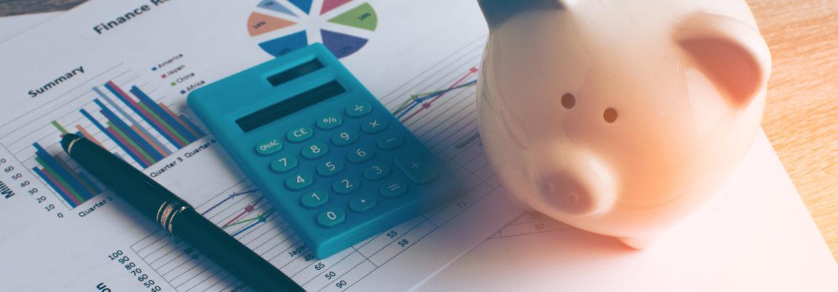 Finance Report Shutterstock
