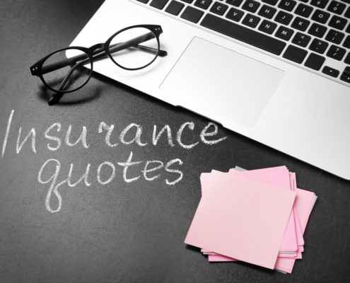 Insurance Quotes Shutterstock